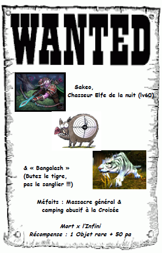 WANTED LIST Affich11