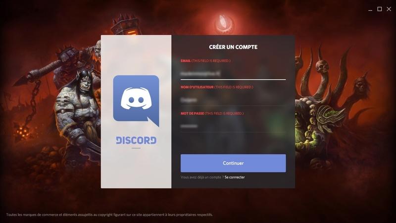 Tuto : Installation de Discord Discor69