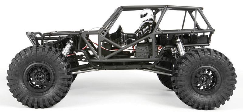 Châssis Tubulaire (Trophy Truck) sur HPI Savage XL K5.9 Img_2110