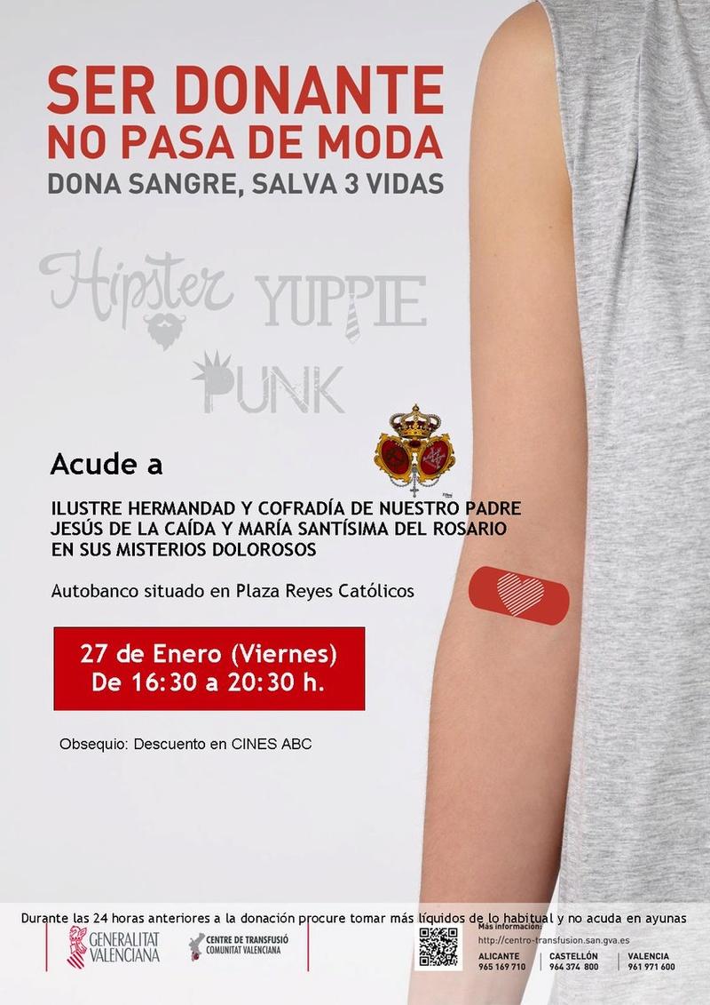 Caída: Donación de Sangre C2cx4v10