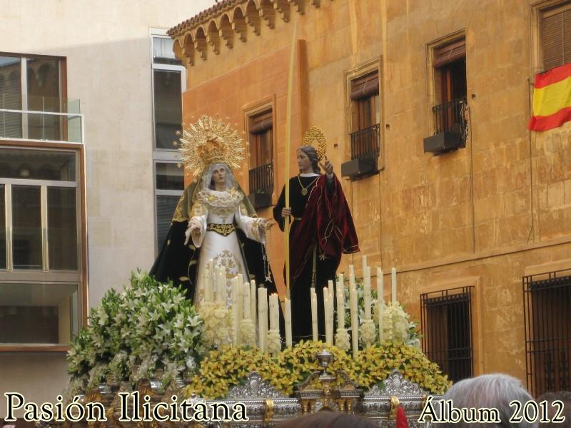 San Juan y la Virgen S_110