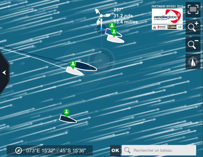 [Vendée Globe Virtuel 2016] La course sur VR - Page 5 510