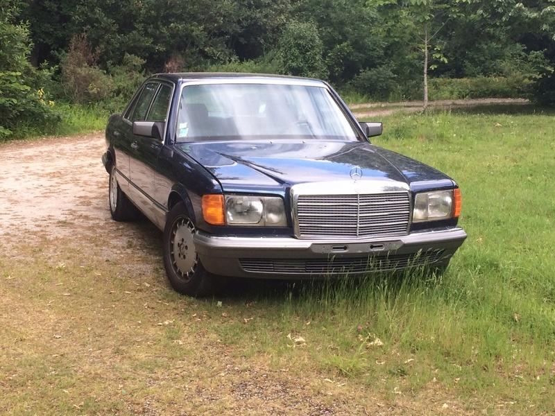 Problème de ralenti sur ma 280 SE w126 de 1981 Image10