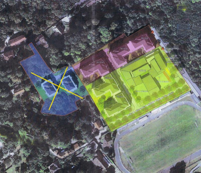 Le projet de la mairie et son évolution Plan_m11