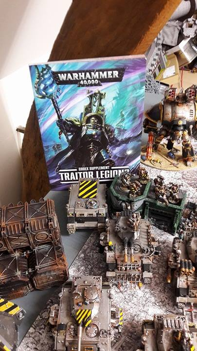 Iron Within Iron Without : Ma collection Iron Warrior 15356810