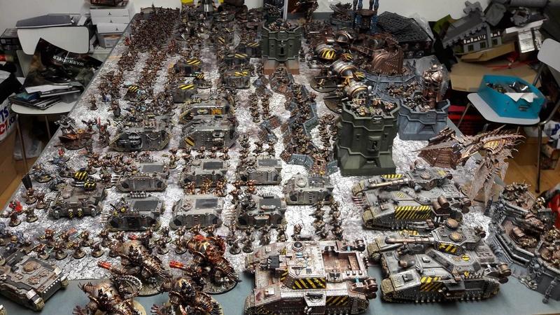 Iron Within Iron Without : Ma collection Iron Warrior 15369810
