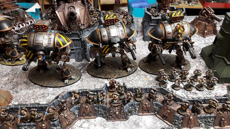 Iron Within Iron Without : Ma collection Iron Warrior 15409810