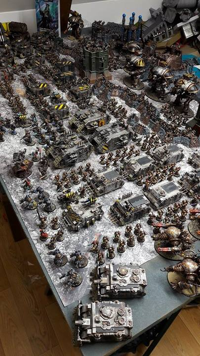 Iron Within Iron Without : Ma collection Iron Warrior 15417010