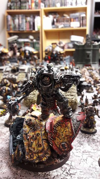 Iron Within Iron Without : Ma collection Iron Warrior 15450810