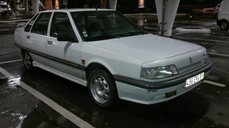Renault 21 TXI 1990 de Roquo 25112010