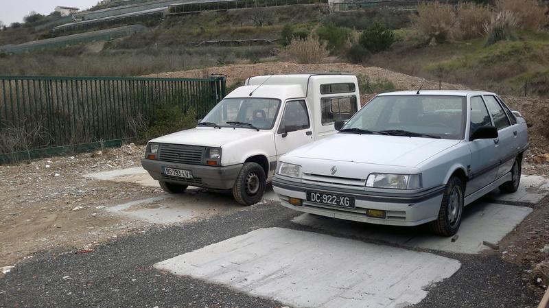 Renault 21 TXI 1990 de Roquo 27022010