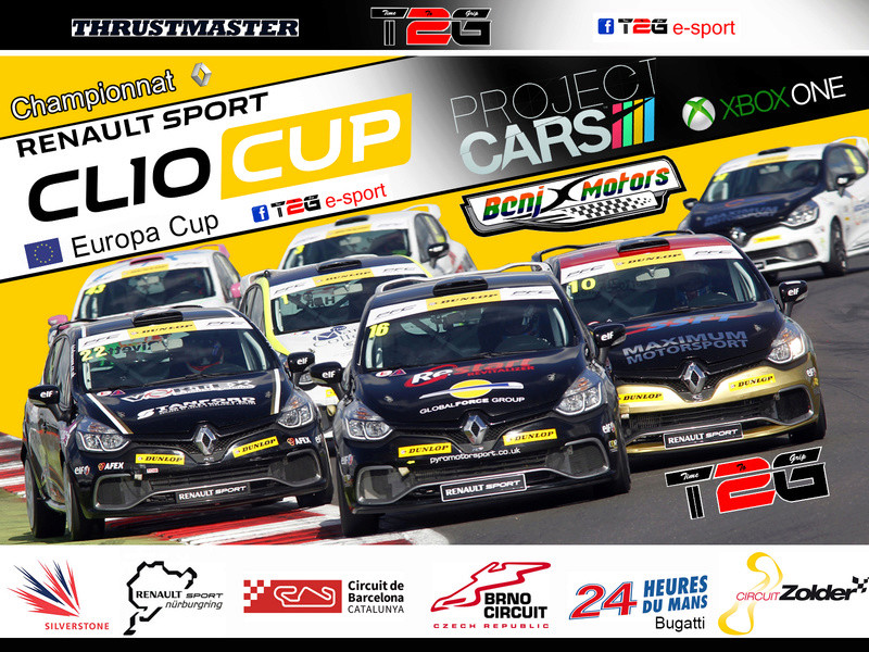 Clio Europa Cup By T2G Clio_c15