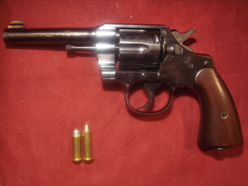 COLT 1908 Army Special / Marquages - Page 3 Dsc03014