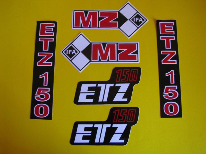 Des Autocollants Pour Décorer Nos MZ Km12_h10