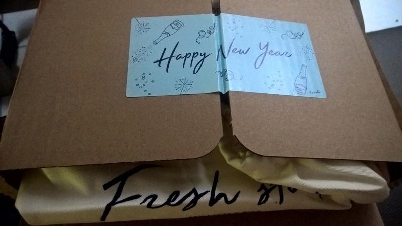 """[Janvier 2017] My Little Box """"Fresh Start Box""""   - Page 2 Wp_20121"""