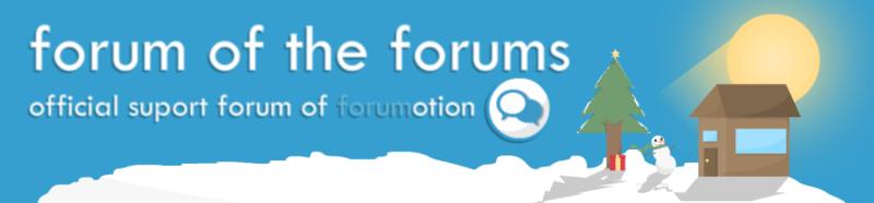 2 - Christmas banner contest  Forumo11