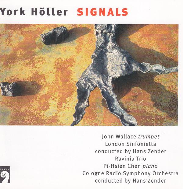 York Höller (1944)Signals R-875110