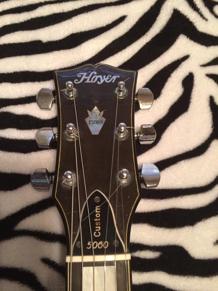 Ron Asheton's Hoyer guitar Hoyer_14