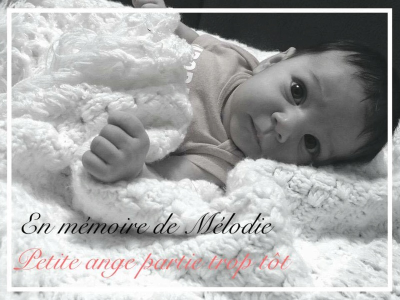 Mélodie notre petite ange partie trop tot 15239310