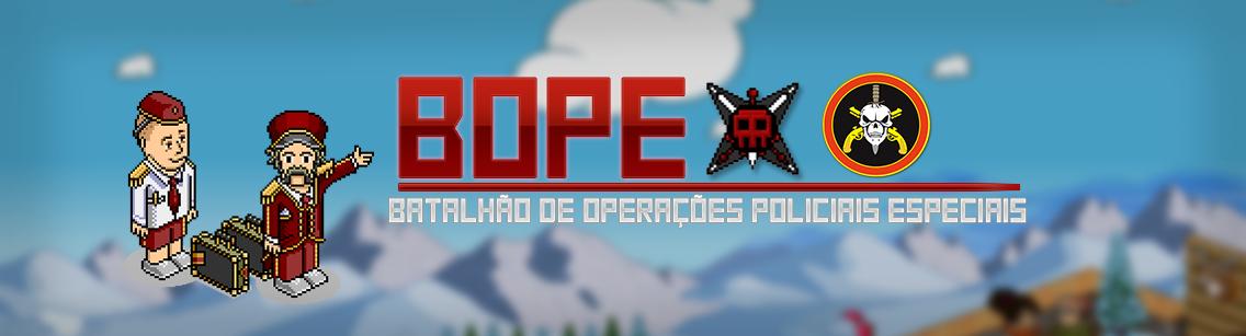 BOPE  DE ELITE