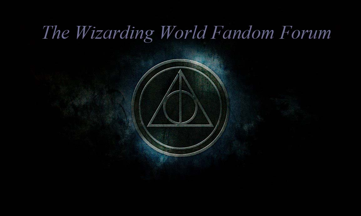 The Wizarding World Fandom Forum