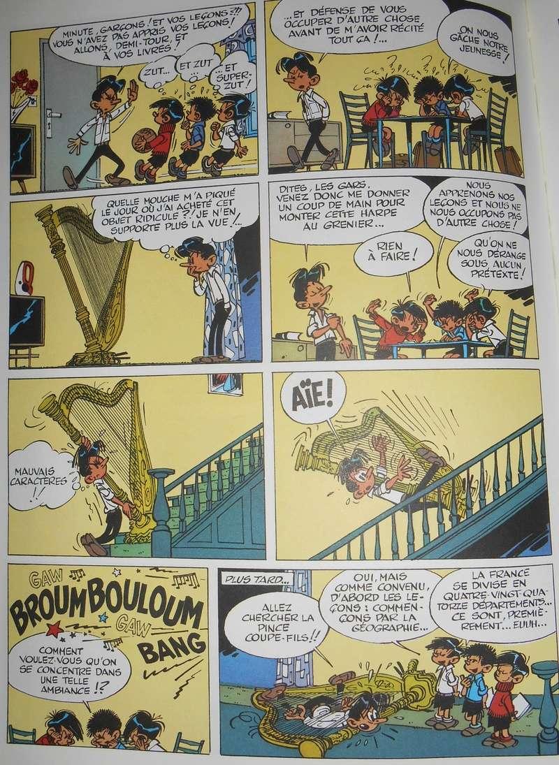 La harpe en bd! 17-03-10