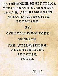 Oscar Wilde Sonnet10