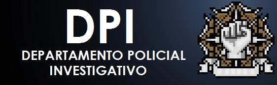Polícia DMI- Departamento Militar Internacional.