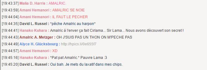 L'Anthologie de la Chatbox. - Page 2 Lama_e10