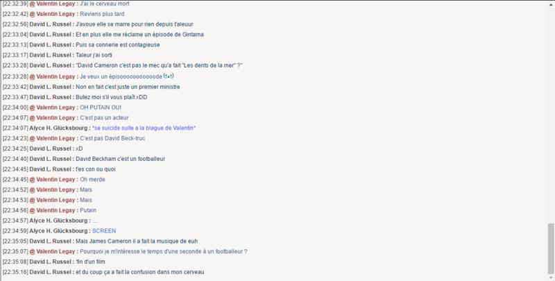 L'Anthologie de la Chatbox. - Page 2 Les_da11