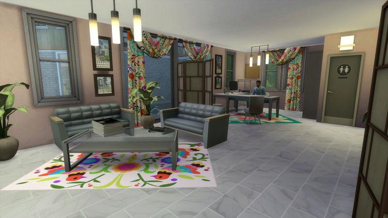 [Constructions] Galerie de Falco 15-11-11
