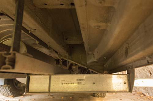 """Présentation de """"Jumbo"""" Independent Mercedes Sprinter 4x4 - Préparation et voyages G37a0910"""