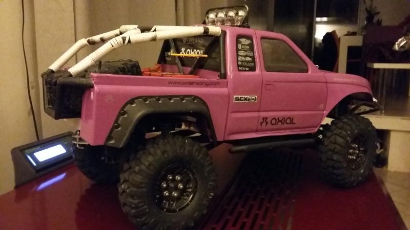 le Dingoncho de guns54(ps :c'est violet et pas rose, merci) 20170115