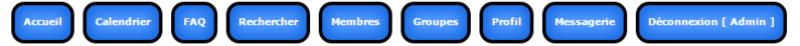 Bouton de navigation sans images Blerp10