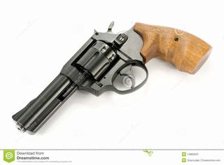 Pistol Revolv11