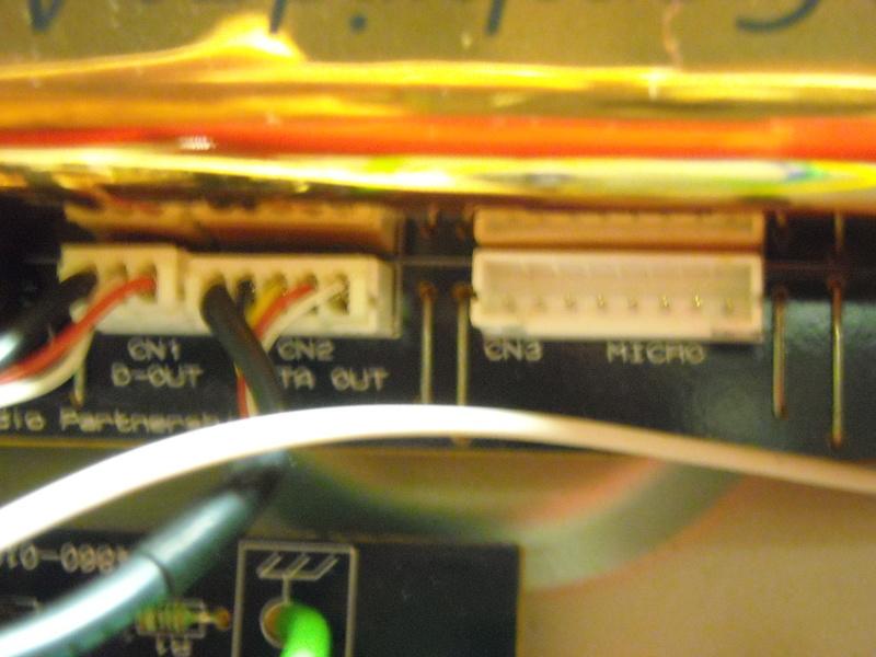 Récupérer le DAC d'un lecteur CD intégré pour un lecteur de réseau Dscn0311
