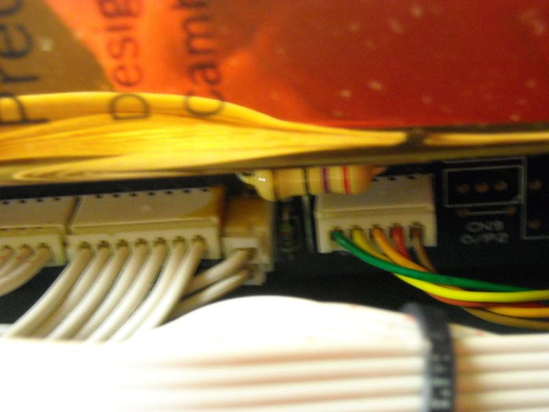 Récupérer le DAC d'un lecteur CD intégré pour un lecteur de réseau Dscn0313