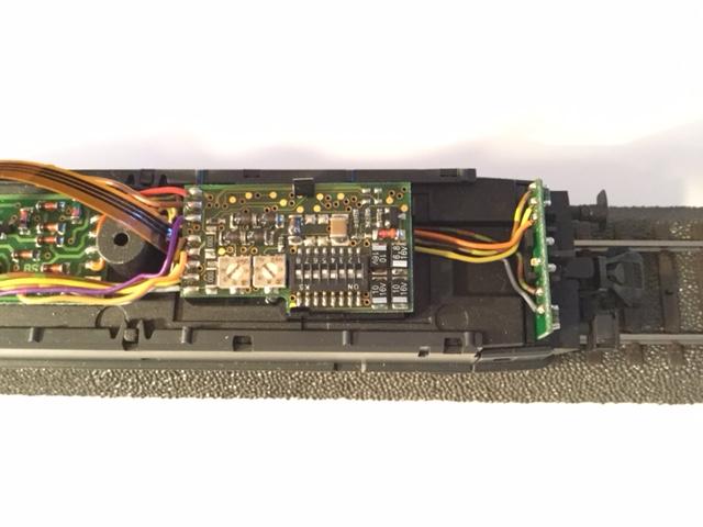 Re 460 Märklin des CFF 465_310