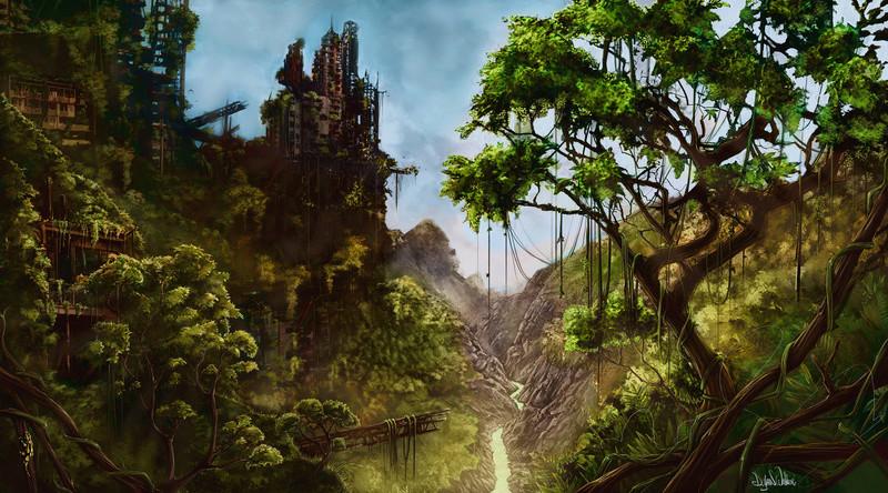 DyW Artwork Jungle10