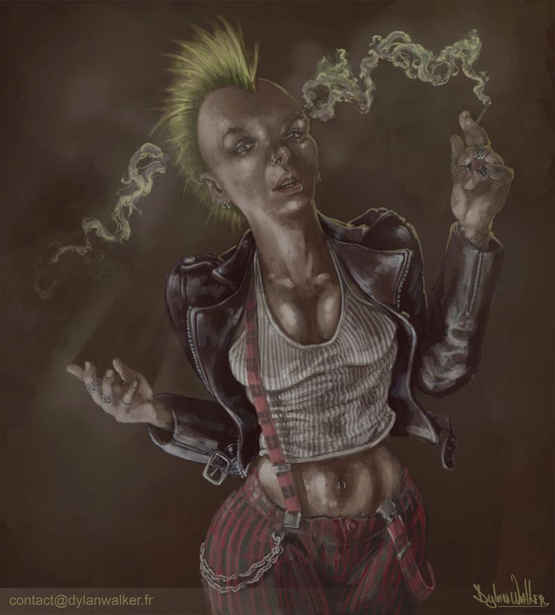 DyW Artwork Punk510