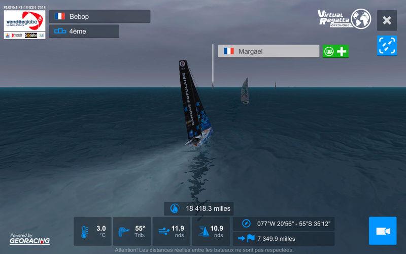 [Vendée Globe Virtuel 2016] La course sur VR - Page 30 Captur13