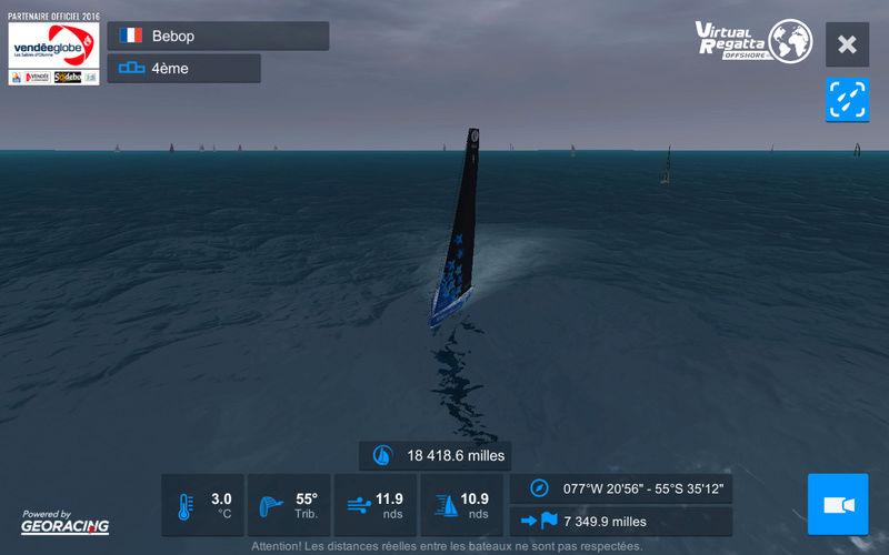 [Vendée Globe Virtuel 2016] La course sur VR - Page 30 Captur14