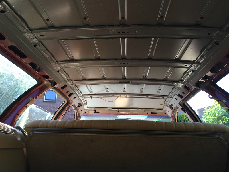 Did my headliner replacement Img_9119