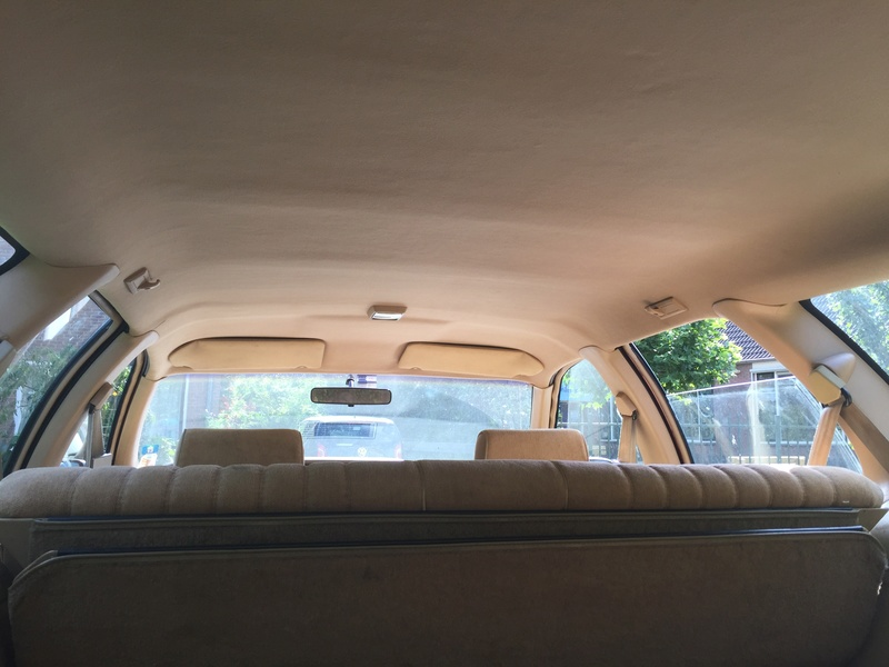 Did my headliner replacement Img_9125