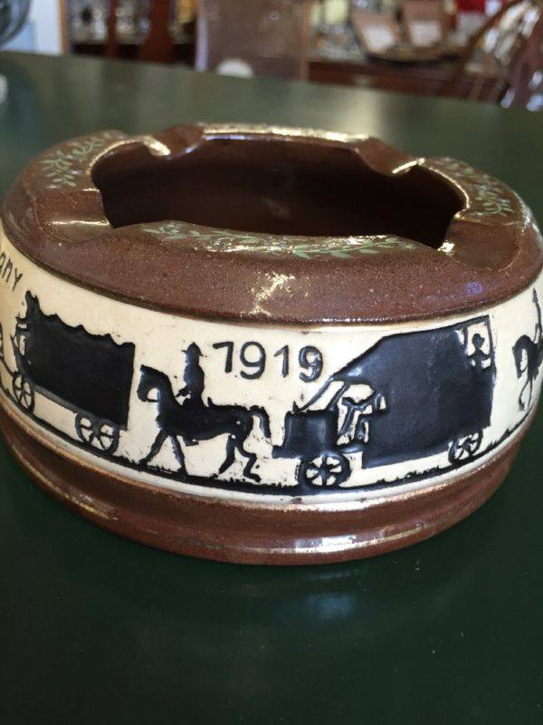 Dumler & Breiden Ashtray for U.S. Occupation Forces Post- WWI 15400311