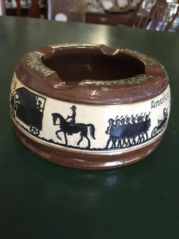 Dumler & Breiden Ashtray for U.S. Occupation Forces Post- WWI 15542211