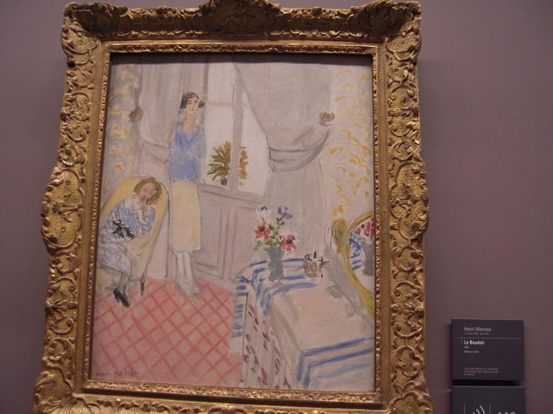 Henri Matisse  - Page 2 Dscn7422