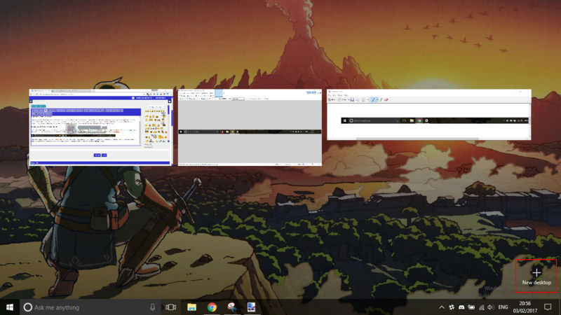 Using Virtual Desktops Virtua10