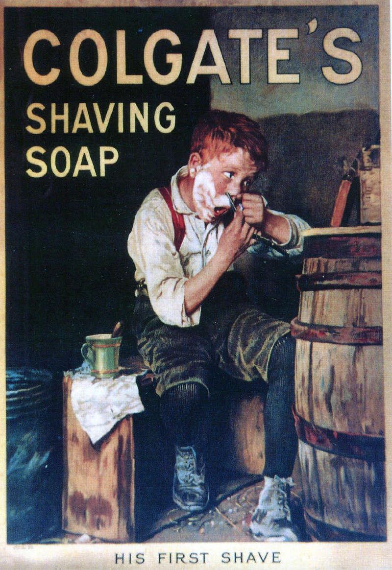 Le rasage, une page de pub ! _5710