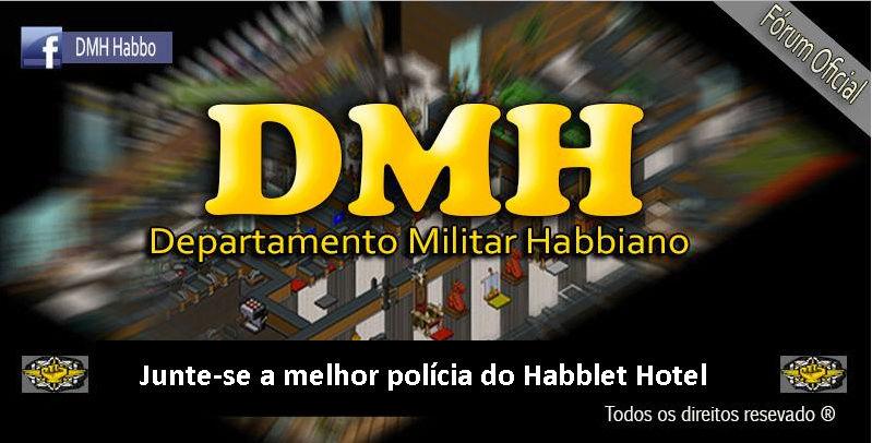 Polícia DMH - Oficial ®